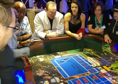 Showcase Craps (Dice) Table(3)