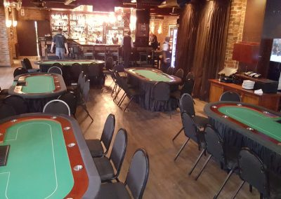 Texas Hold em Poker Tournament