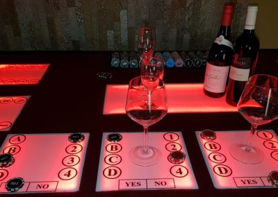 Wine Tasting Trivia Table(3)