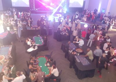 Year End Corporate Function - Gaming Tables(1)